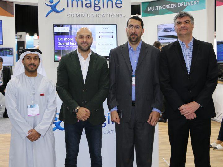 Imagine Communications Initiates Next-Generation Playout for Abu Dhabi Media