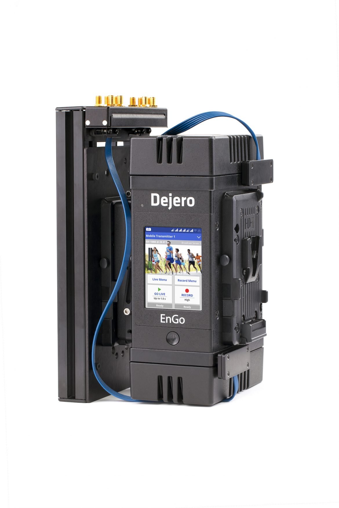 Dejero Further Extends Workflows to the Field with Blended