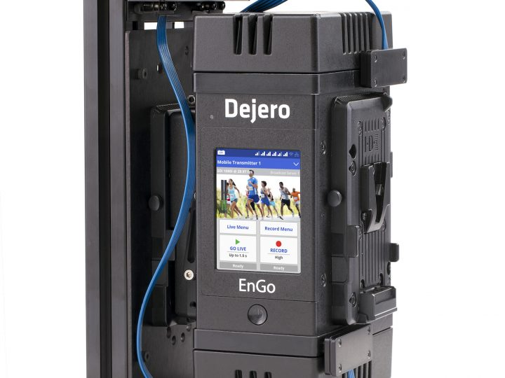Dejero to Showcase Enhancements to its Versatile EnGo Mobile Transmitter at NAB 2017