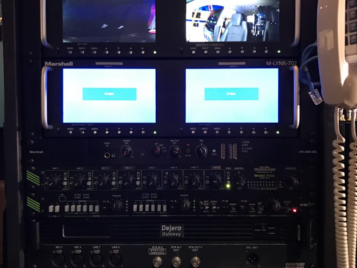 Dejero demonstrates new connectivity and video transport solutions at IBC 2017