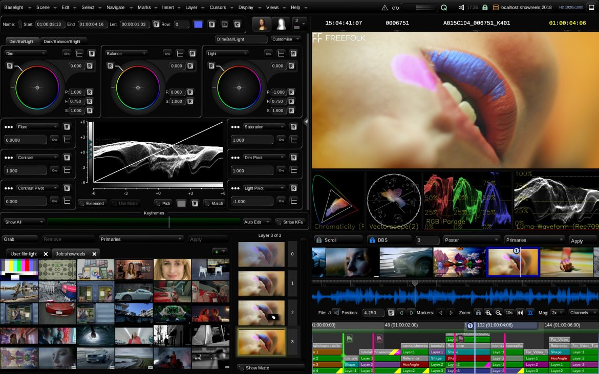 Baselight 5 evolves with unrivalled features for HDR, VFX