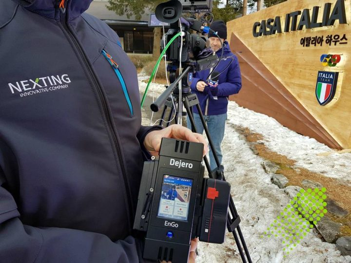 Dejero Transmission Packages and Support Instill Confidence for Broadcasters covering Winter Games