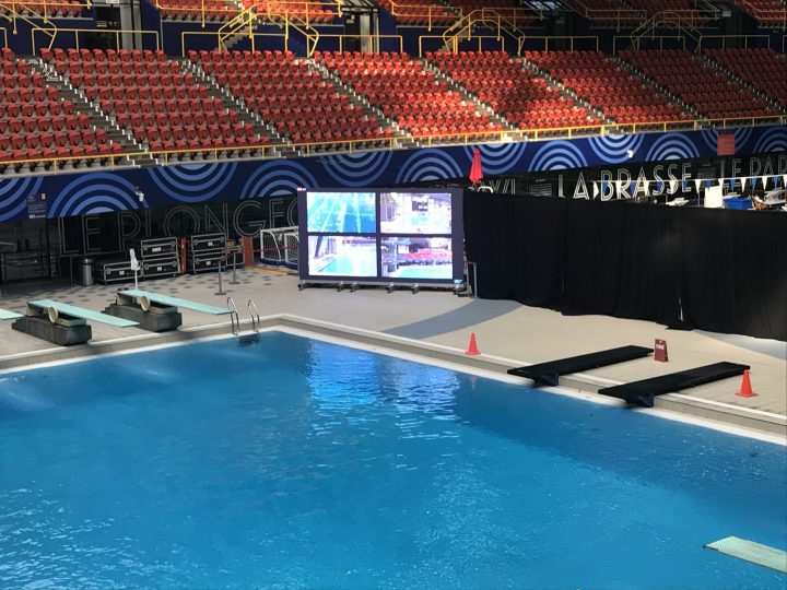 Dejero Solves Latency Challenges of National Diving Federation's Domestic and International Virtual Competitions