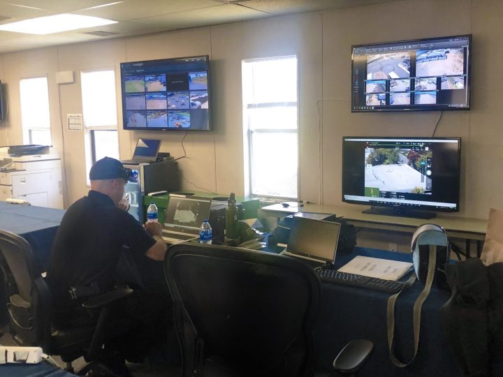 Dejero Provides Critical Connectivity to San Diego PD at 2021 US Open