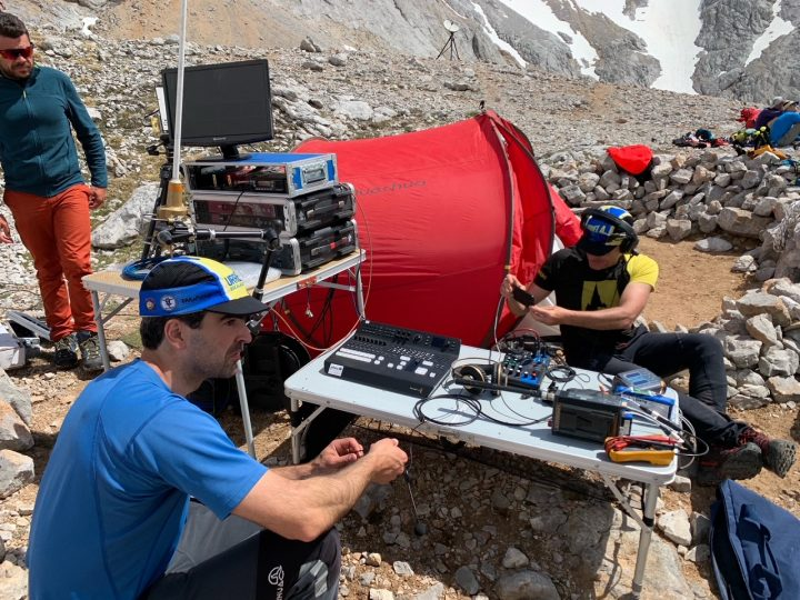 Dejero Live Streams Heroic Sportsman's Ascent to Remote Spanish Summit